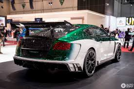 lime green bentley how much would you pay for this insane 1 001 hp bentley