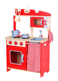 Red Kitchen Set - kitchen amusing american plastic toys custom kitchen american
