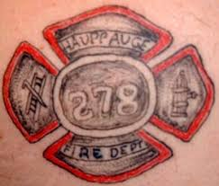 strike the box fire fighter tattoos u0026 more