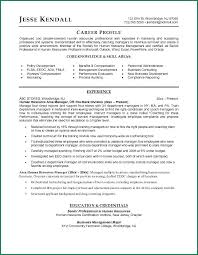 Phr Resume Sample Resume Of Hr Executive Human Resources Executive Resume Hr