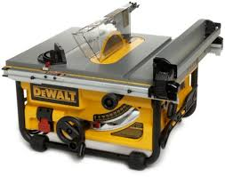 dewalt table saw rip fence extension factory reconditioned dewalt dw745r 10 inch table saw power table