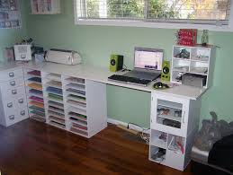 Diy Craft Desk With Storage 101 Best Craft Desk Ideas Images On Pinterest Desks Households