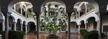 flora u0027 festival sees floral artists transform spanish courtyards