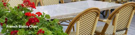 stacking café chairs french style outdoor bistro use manufacturers