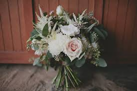 wedding flowers eucalyptus country farm wedding hailey 100 layer cake