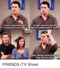 Friends Show Meme - where have you been emotional hell friends tv show via the best