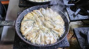 cuisiner chignons de frais a la poele images gratuites restaurant plat repas aliments cuisine