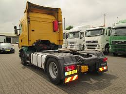 scania g480 highline manual gearbox retarder tractor units for