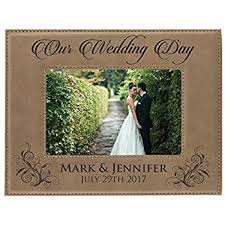 Engraved Wedding Gifts Amazon Com Personalized Gift Mr U0026 Mrs Bride U0026 Groom Wedding