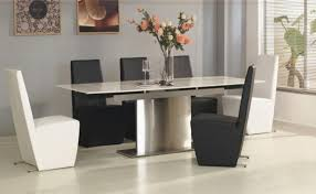 Dining Tables Canada The Extendable Glass Dining Table Tables Ideas To Dining Table