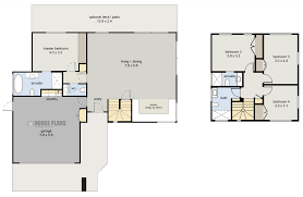 Double Master Bedroom Floor Plans by House Plans With Master Bedroom On First Floor Two Story Second