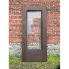 Keyhole Doorway by Antique Exterior Doors