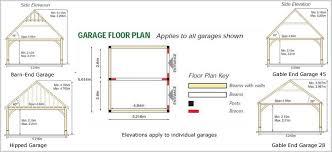 garage floor plans free garage building plans uk nikura