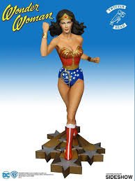 lynda carter u0027s woman collectible maquette