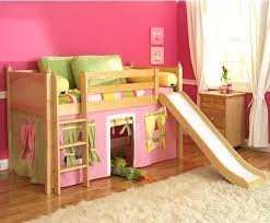 Bunk Bed With Slide Out Bed Bunk Beds With Slide Bunk Bed With Slide To Add To Room