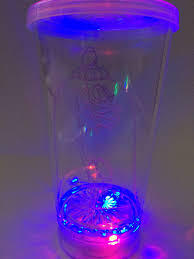 beauty and the beast light up rose enchanted rose light up led tumbler beauty and the beast inspired
