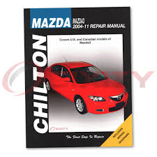 mazda 3 chilton repair manual s i mazdaspeed sp23 shop service