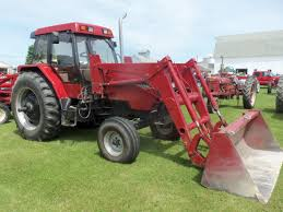 case international 5120 with 520 loader caseih equipment