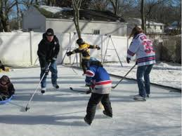 Build A Backyard Ice Rink How To Build A Backyard Ice Hockey Rink Sachem Ny Patch