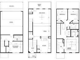 3 story townhouse floor plans 3 story townhouse floor plans esprit home plan