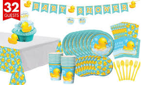 duck baby shower invitations bath baby shower party supplies party city