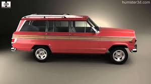 jeep wagoneer 1978 by 3d model store humster3d com youtube