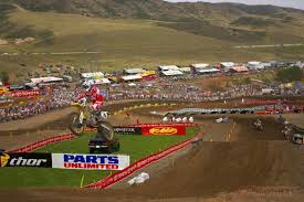 motocross race track design motocross track thunder valley mx park lakewood los angeles