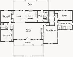 28 santa fe style house plans santa fe 170 home design