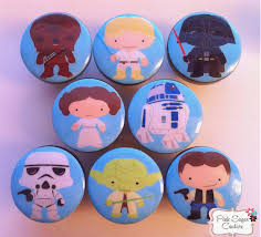 Star Wars Kids Room Decor Pinksugarcouture By On Etsy Star Wars Knobs Handmade Drawer Pull