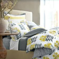 grey and yellow duvet cover u2013 idearama co