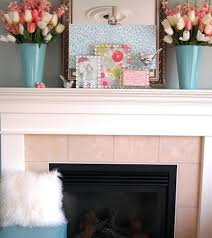 best fireplace mantel decorating ideas suzannawinter com