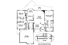 craftsman house plans heartfield 30 400 associated designs
