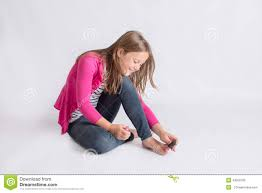 applying nail polish to toes stock photo image 43350700