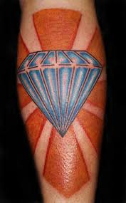 one soxy pirate diamond tattoos