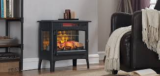 Infrared Electric Fireplace The Best Compact Electric Stove Options On The Market Best