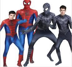 Childrens Spider Halloween Costume Aliexpress Buy 2017 Spiderman Costume Superhero Cosplay