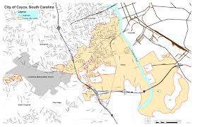 Sc Metro Map by Columbia Map Guide Online Maps Of Columbia South Carolina