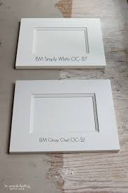 benjamin moore simply white kitchen cabinets my big beautiful kitchen renovation before and after photos