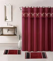 girly bathroom set amazon com
