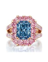 pink star diamond ring colored diamonds star at recent christie u0027s auction paragon