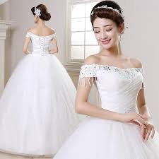korean wedding dress 2016 new gown wedding dresses korean style dress bateau