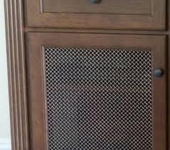 mesh cabinet door inserts mesh cabinet inserts metal mesh door installation org speaker mesh