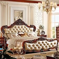 European Style Bedroom Furniture by Bedroom Luxury King Size European Bedroom Furniture Set Sfdark