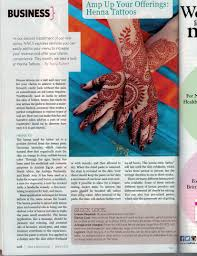 nails magazine henna article henna by heather