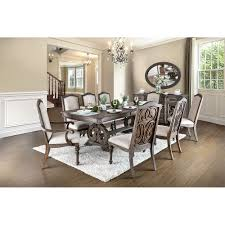 Transitional Dining Room Sets Arcadia Transitional Dining Table