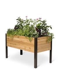 elevated garden beds for standing gardens u0026 waist high gardening