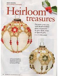 Beaded Chandelier Earrings U2013 Tracy 88 Best Xmas Images On Pinterest Beaded Christmas Ornaments
