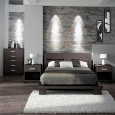 Design Fascinating Simple Bedroom Interior With Modern Flat Fair Black Bedroom Ideas Inspiration For Master Bedroom Designs