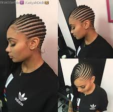 cornrow hairstyles for black women with part in the middle best 25 side cornrows ideas on pinterest simple curled