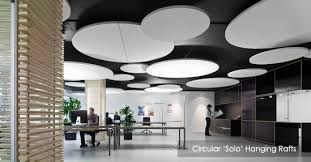 Sound Absorbing Ceiling Panels by Acoustic Treatment Acoustic Consultants Uk